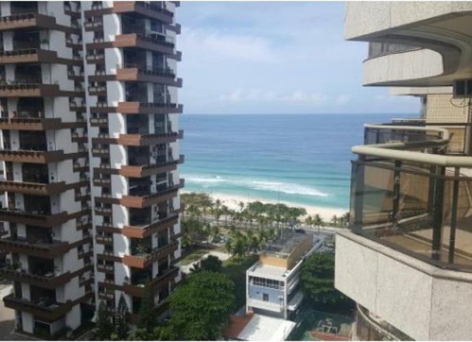 Apartamento em Barra da Tijuca/RJ de 117m² 3 quartos para locação R$ 4.500,00/mes