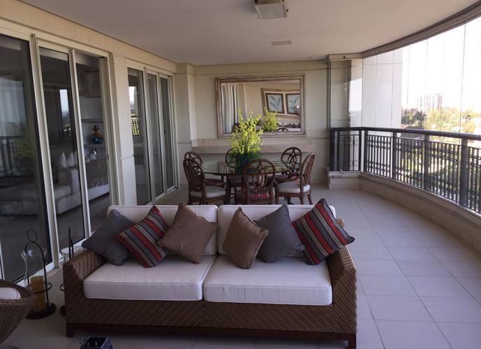 Apartamento em Barra da Tijuca/RJ de 435m² 5 quartos para locação R$ 18.000,00/mes