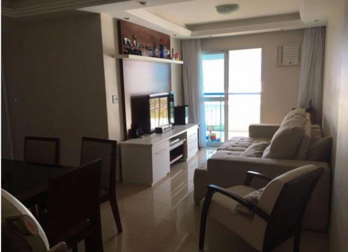 Apartamento em Jacarepaguá/RJ de 95m² 3 quartos a venda por R$ 650.000,00