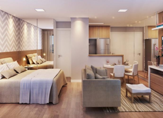 Apartamento em Bela Vista/SP de 26m² 1 quartos a venda por R$ 179.900,00