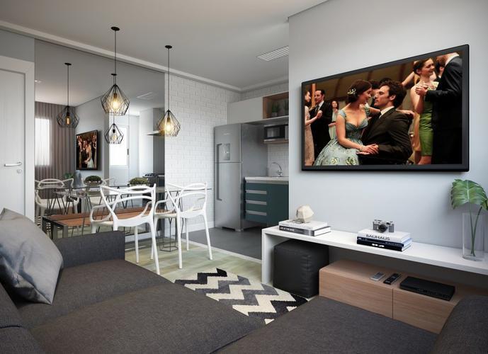 Apartamento em Vila Santa Maria/SP de 38m² 2 quartos a venda por R$ 162.500,00