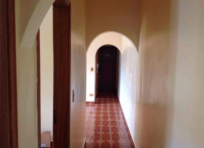 Apartamento residencial para locação, Encruzilhada, Santos.