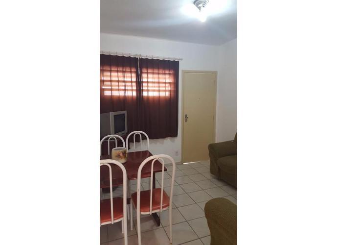 Apartamento em Gonzaga/SP de 55m² 2 quartos para locação R$ 1.800,00/mes