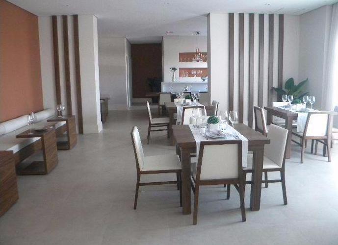 Apartamento em Vila Matias/SP de 49m² 1 quartos para locação R$ 2.500,00/mes