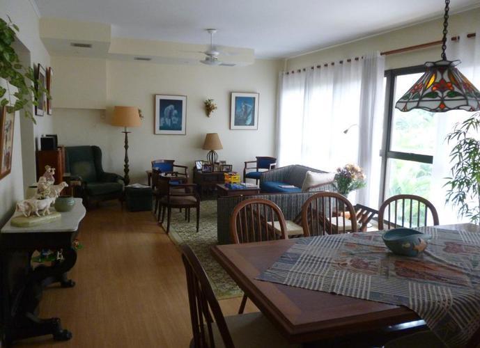 Apartamento residencial para locação, Boqueirão, Santos.