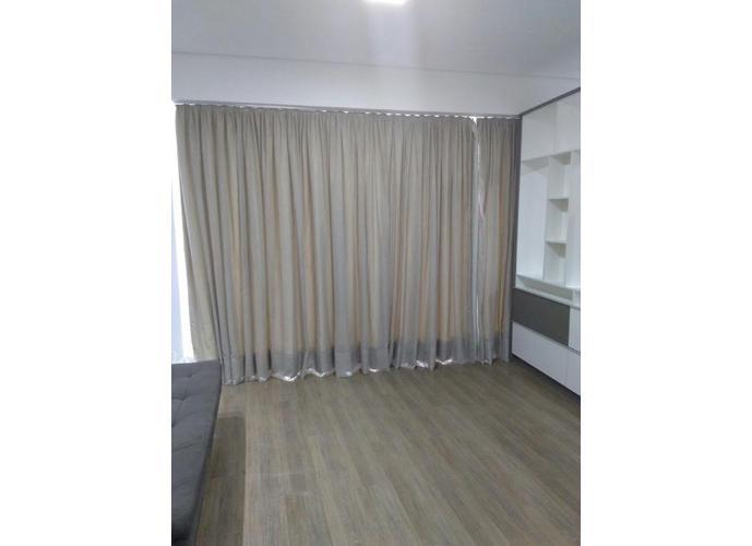 Apartamento residencial para venda e locação, José Menino, Santos.