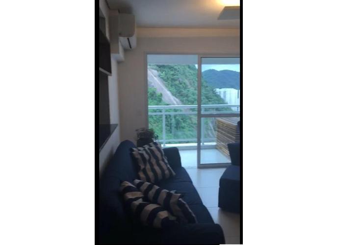 Apartamento em Marapé/SP de 98m² 2 quartos para locação R$ 3.500,00/mes