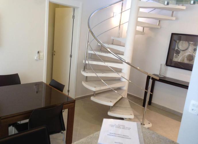 Cobertura em Boqueirão/SP de 96m² 2 quartos a venda por R$ 849.000,00 ou para locação R$ 4.500,00/mes