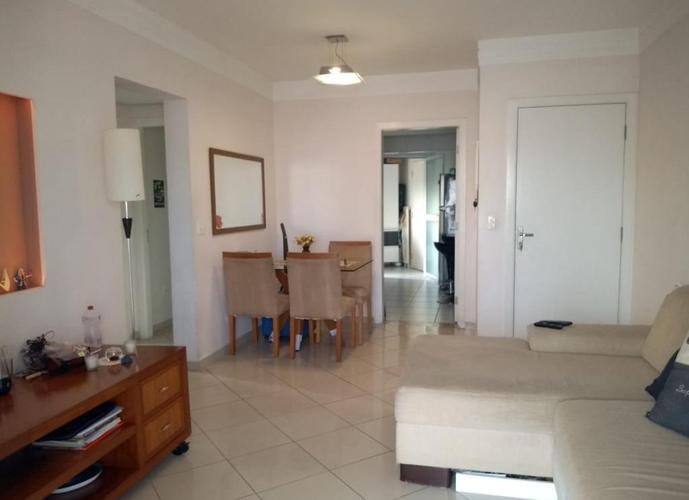 Apartamento em Gonzaga/SP de 80m² 3 quartos para locação R$ 4.800,00/mes