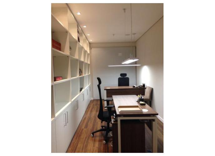 Sala em Boqueirão/SP de 88m² a venda por R$ 580.000,00 ou para locação R$ 6.500,00/mes