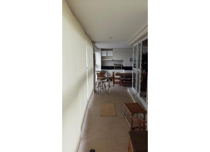 Apartamento em Ponta Da Praia/SP de 189m² 4 quartos para locação R$ 6.900,00/mes