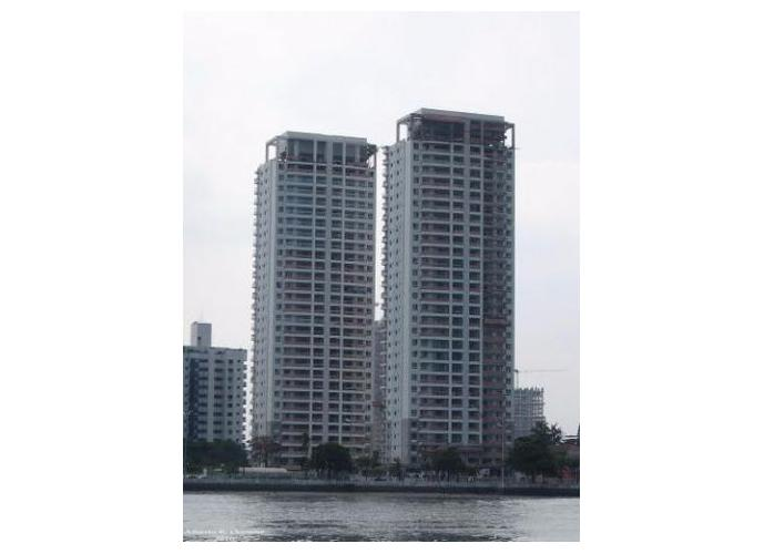 Apartamento em Ponta Da Praia/SP de 180m² 4 quartos para locação R$ 7.000,00/mes