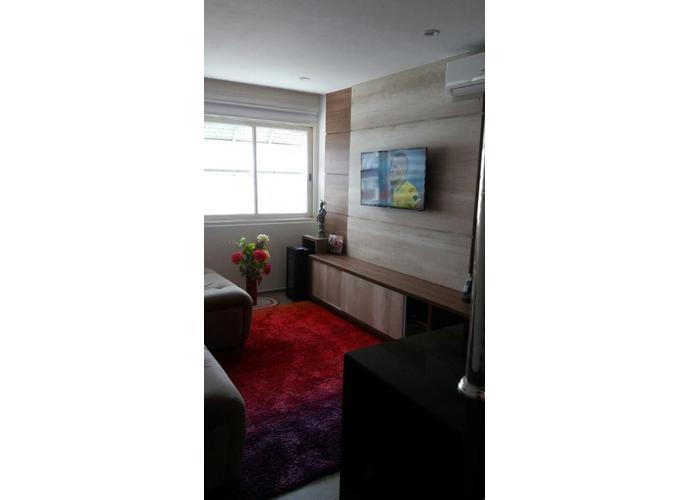 Oportunidade, porteira fechada: Apartamento residencial à venda, José Menino, Santos.