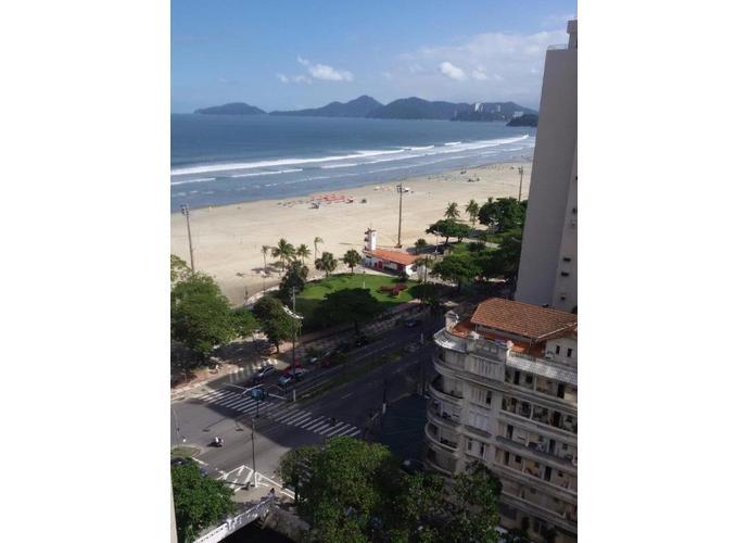 Flat em Boqueirão/SP de 42m² 1 quartos a venda por R$ 349.000,00