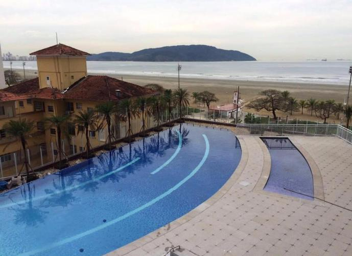 O Que Era Bom Ficou Ainda Melhor! Yuny baixou os preços Unlimited Ocean Front , Stúdios, 1e 2 Dormitórios - Gonzaga santos!!