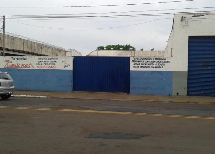 Área 726m2 de frente para a Av. Brasil/Ribeirão Preto/SP