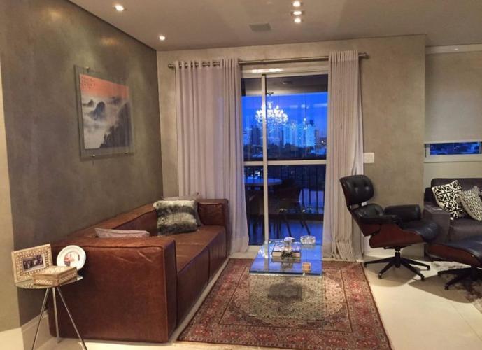 105 m² área útil em condomínio alto padrão- 2 suites