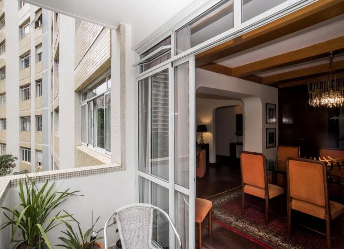Maravilhoso Apartamento residencial à venda, Jardim Paulista, São Paulo