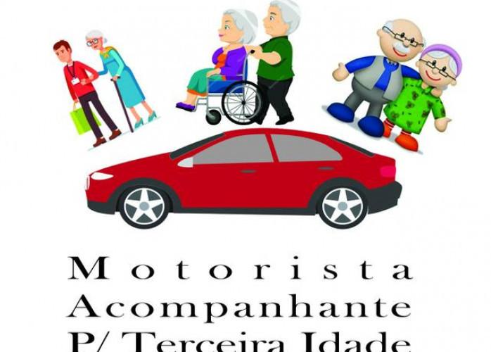 MOTORISTA PARA IDOSOS, CRIANÇAS E GESTANTES
