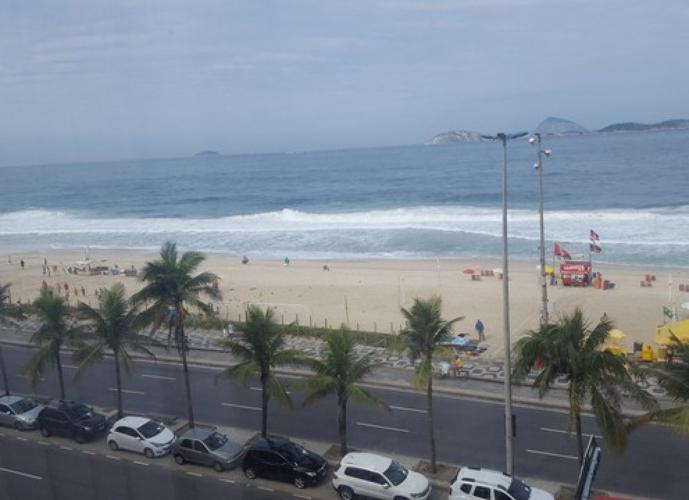 Apartamento em Ipanema/RJ de 210m² 3 quartos para locação R$ 16.000,00/mes