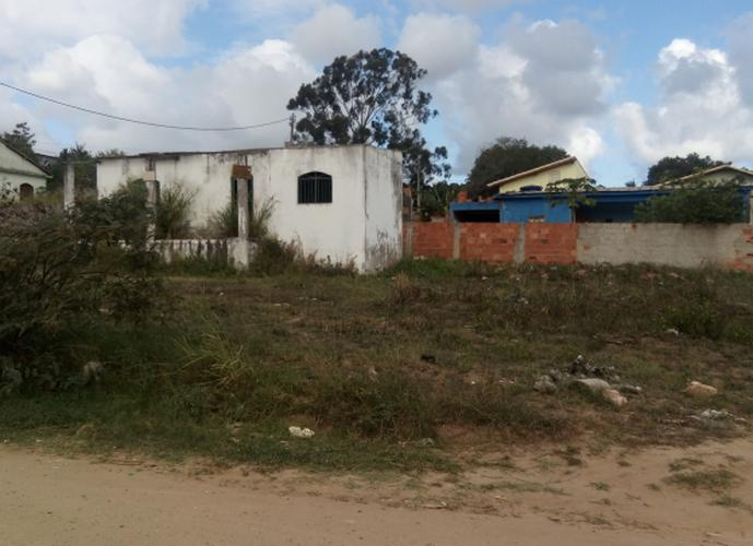 Terreno em Balneário Das Conchas/RJ de 576m² a venda por R$ 90.000,00