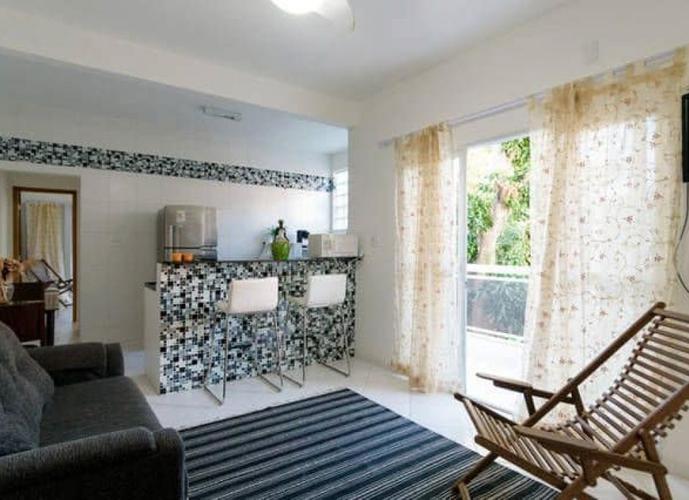 Apartamento em Barra da Tijuca/RJ de 60m² 1 quartos para locação R$ 2.200,00/mes