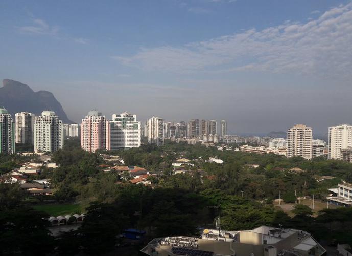 Apartamento em Barra da Tijuca/RJ de 95m² 2 quartos para locação R$ 2.500,00/mes