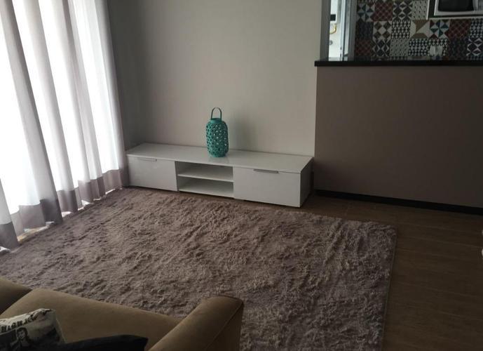 Apartamento em Ponta Da Praia/SP de 54m² 1 quartos a venda por R$ 550.000,00 ou para locação R$ 3.200,00/mes