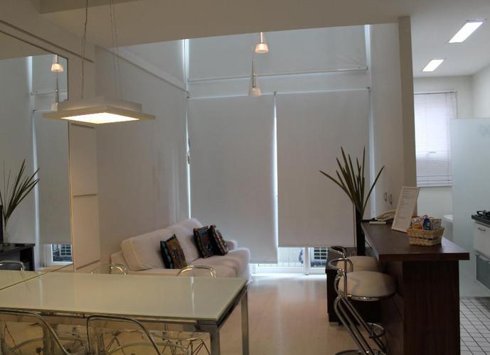 Apartamento em Gonzaga/SP de 69m² 1 quartos a venda por R$ 527.890,00 ou para locação R$ 3.490,00/mes