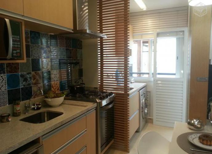 Apartamento em Marapé/SP de 62m² 2 quartos a venda por R$ 315.000,00 ou para locação R$ 3.500,00/mes