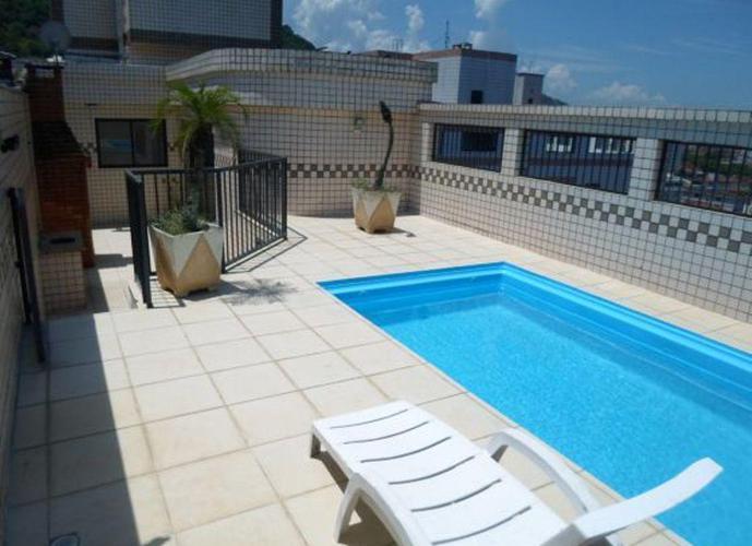 Cobertura em Marapé/SP de 191m² 3 quartos a venda por R$ 990.000,00 ou para locação R$ 4.500,00/mes