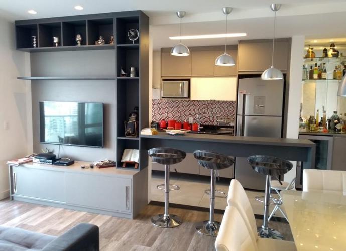 Apartamento em Gonzaga/SP de 80m² 2 quartos para locação R$ 4.400,00/mes