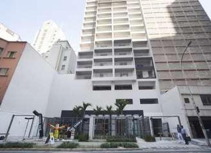 Apartamento em Centro/SP de 42m² 1 quartos a venda por R$ 339.500,00