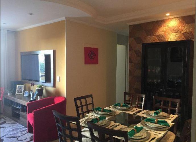 Apartamento em Vila dos Remédios/SP de 65m² 3 quartos a venda por R$ 270.000,00