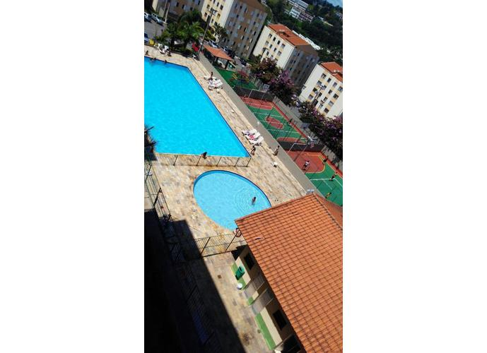 Apartamento em Jardim Caiapia/SP de 50m² 2 quartos para locação R$ 1.000,00/mes