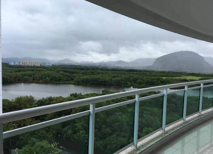 Apartamento em Barra da Tijuca/RJ de 100m² 2 quartos a venda por R$ 1.050.000,00