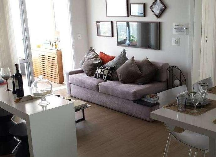 Apartamento em Jardim Aeroporto/SP de 43m² 1 quartos a venda por R$ 350.000,00