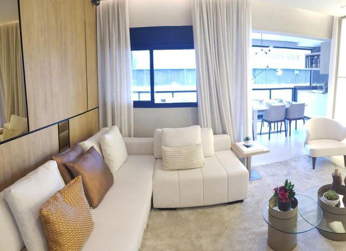 Apartamento em Pinheiros/SP de 71m² 2 quartos a venda por R$ 969.975,00