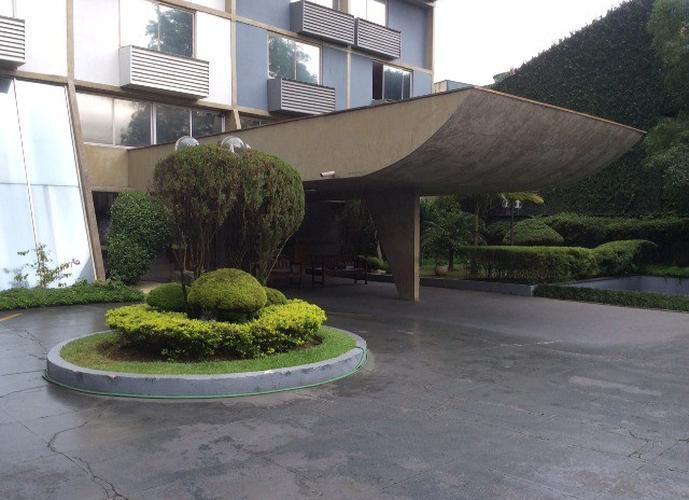 Flat em Morumbi/SP de 35m² 1 quartos para locação R$ 1.300,00/mes