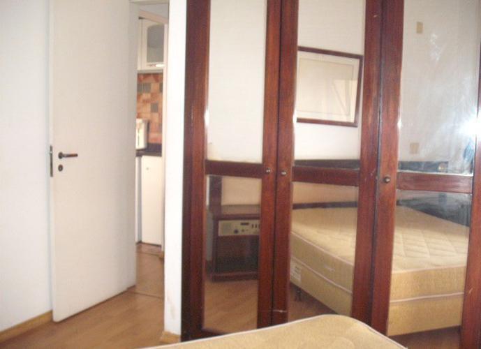 Flat em Morumbi/SP de 35m² 1 quartos para locação R$ 1.400,00/mes