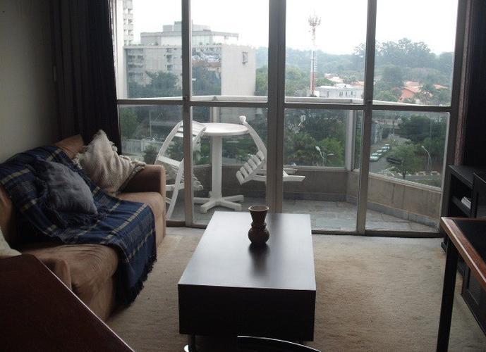Flat em Ibirapuera/SP de 40m² 1 quartos para locação R$ 1.600,00/mes