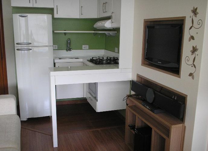 Flat em Morumbi/SP de 35m² 1 quartos para locação R$ 1.600,00/mes