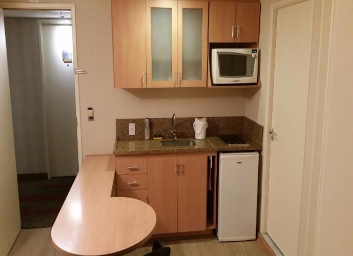 Flat em Centro/SP de 35m² 1 quartos para locação R$ 1.700,00/mes