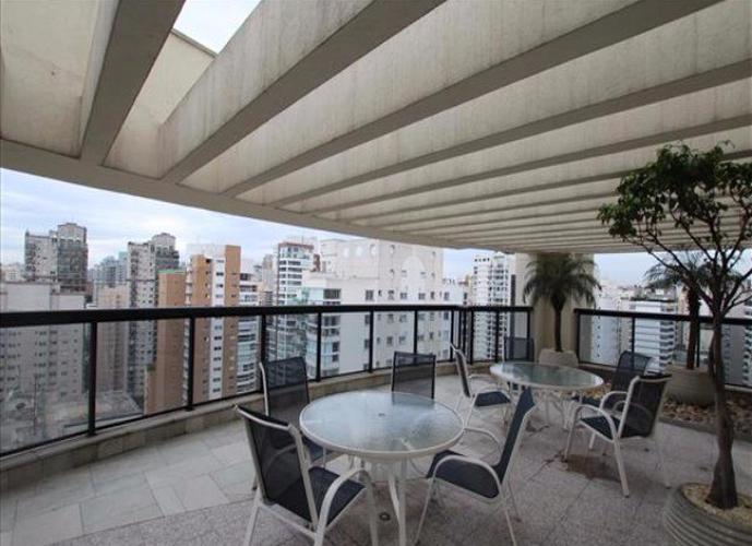 Flat em Moema/SP de 30m² 1 quartos para locação R$ 1.700,00/mes