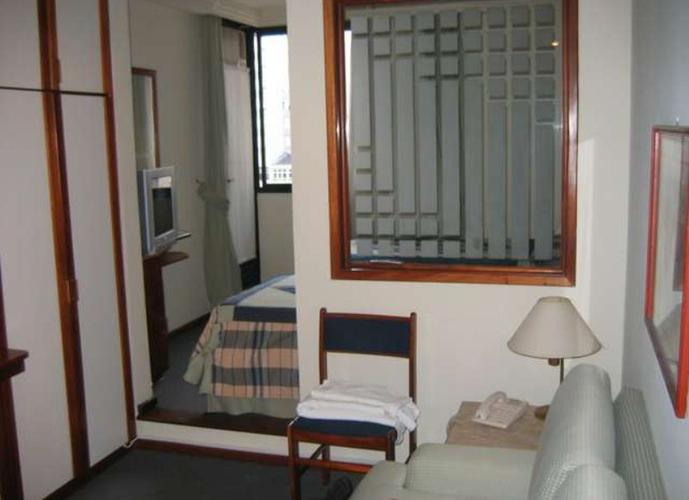 Flat em Jardins/SP de 30m² 1 quartos para locação R$ 1.700,00/mes