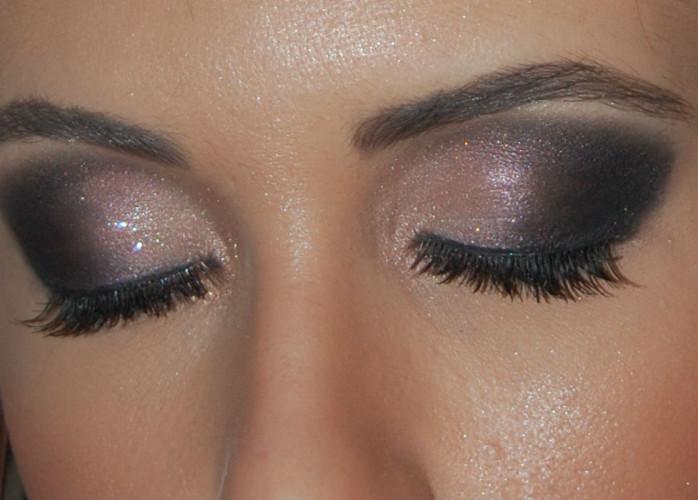 Aprenda maquiagem para os olhos