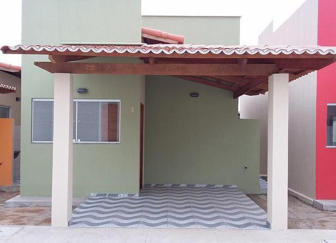 Casa no Jardim Petropolis - Casa em Condomínio a Venda no bairro Jardim Petropolis - São Gonçalo do Amarante, RN - Ref: AS37013