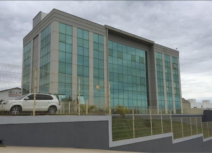Pavimento 280m² p/ locação - Macaé - Sala Comercial para Locação no bairro Novo Cavaleiros - Macaé, RJ - Ref: IN90903