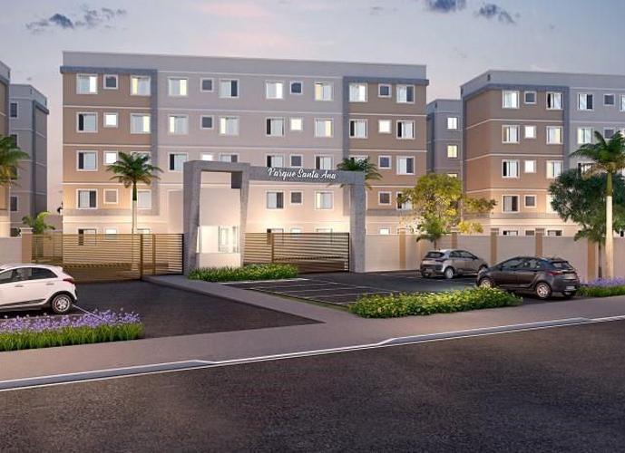 PARQUE SANTA ANA - Lançamento VILA SÃO JOÃO - Apartamento em Lançamentos no bairro Vila São João - Guarulhos, SP - Ref: SANTA-ANA