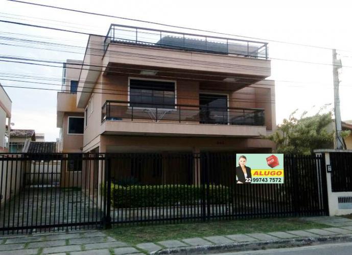 Ótimo Ap 2 quarto sendo 1 suite - Apartamento para Locação no bairro Recreio - Rio Das Ostras, RJ - Ref: IN06743